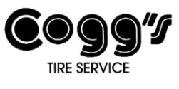 No One Knows Tires like Cogg's Tire Service Inc.